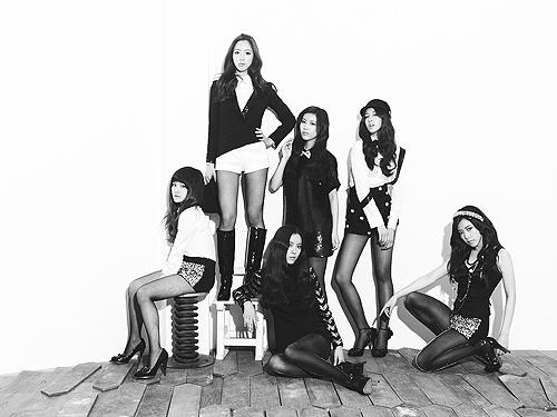تقرير الفرقة الكورية T-ara