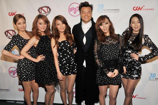 Girls Movie 2012 Wonder Girls at The Apollo